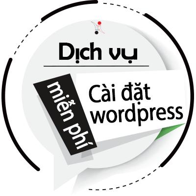 Dịch vụ cài wordpress miễn phí - hoangbcs.com