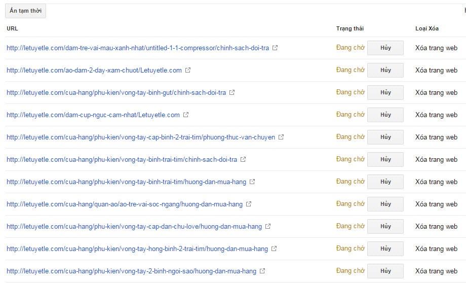 danh sach cac link can xoa tren website bi loi 404 not found - hoangbcs.com