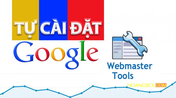 Hướng dẫn tự cài đặt google webmaster tools vào wordpress