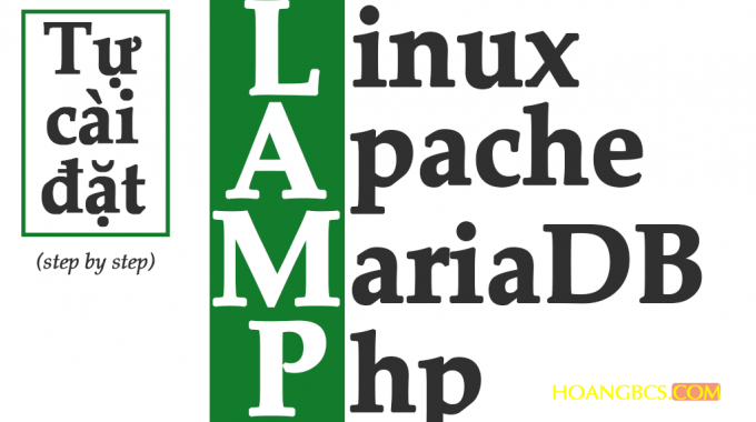 Tự cài đặt Web Server LAMP cho WordPress trên VPS CentOS