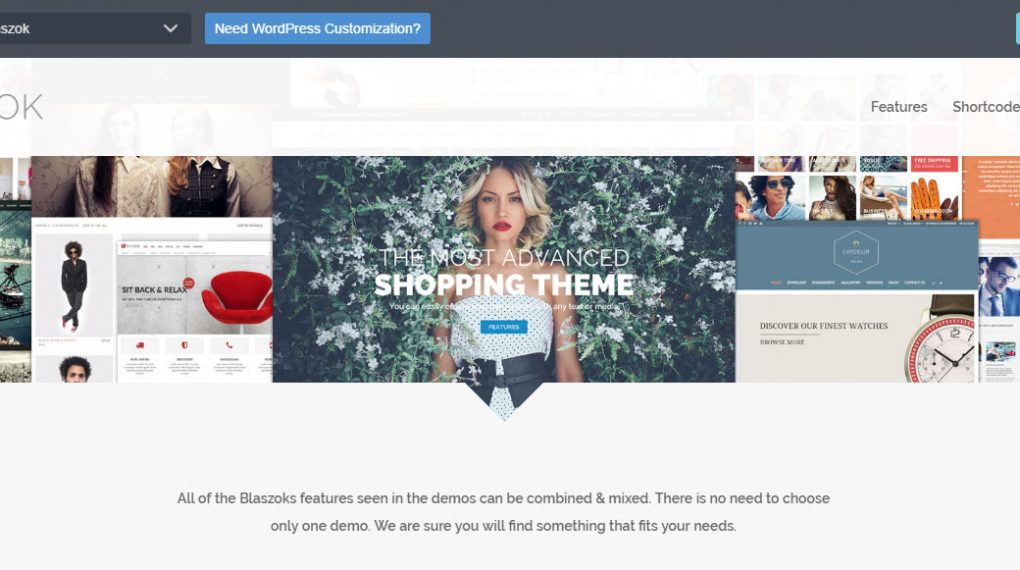 Blaszok wordpress theme ban hang