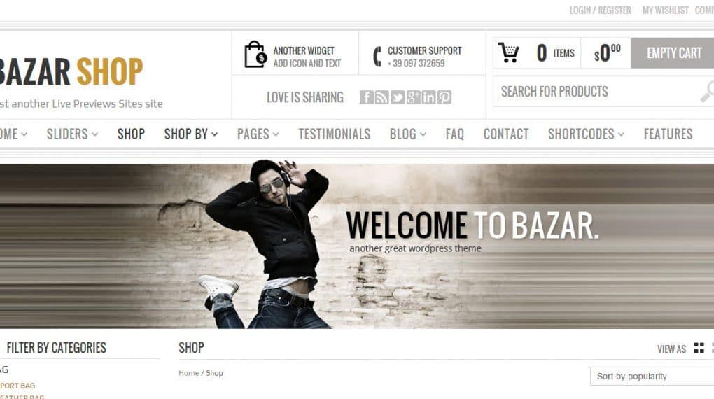theme bán hàng online đẹp rẻ chất