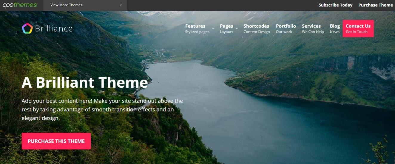 10 theme wordpress du lịch miễn phí đẹp nhất