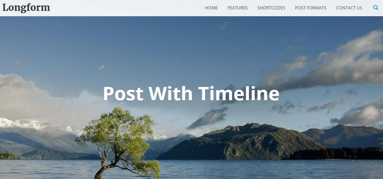 làm website du lịch với theme wordpress miễn phí