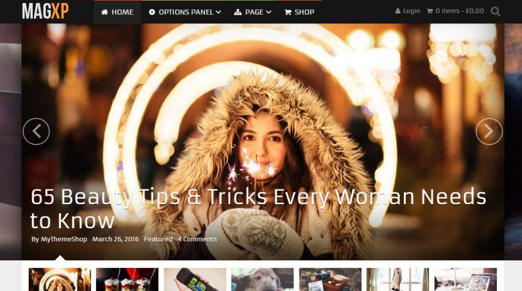 10 wordpress theme làm site tin tức trực tuyến chuyên nghiệp