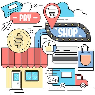Dịch vụ làm website bán hàng online giá rẻ