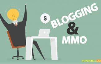Blogging công cụ kiếm tiền trên mạng 2017