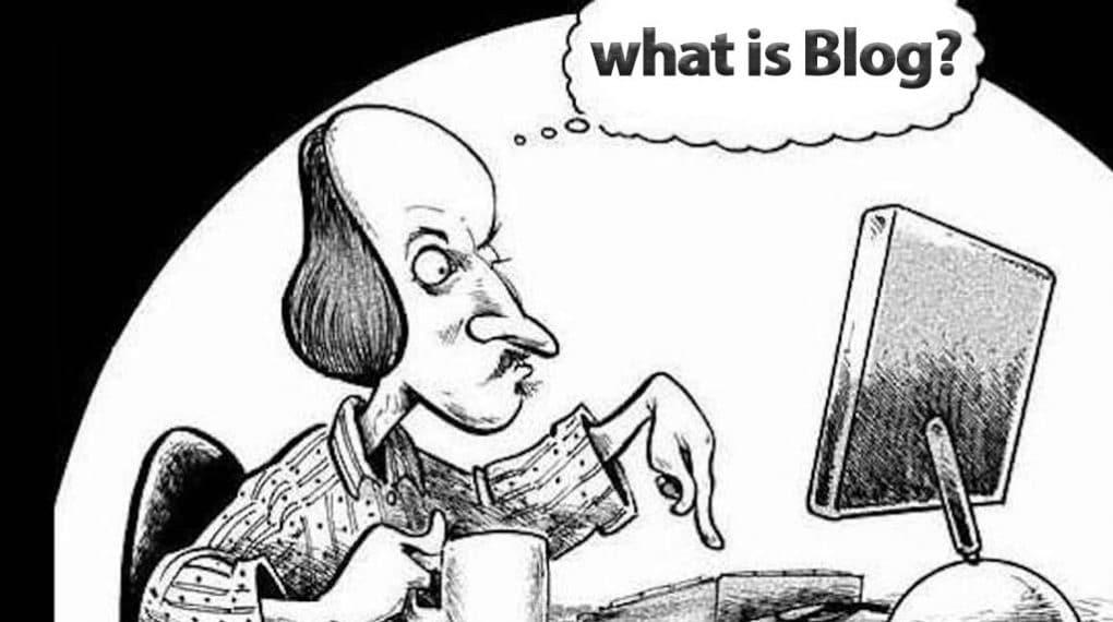 blogging la gi? Kiếm tiền cùng blogging 2017