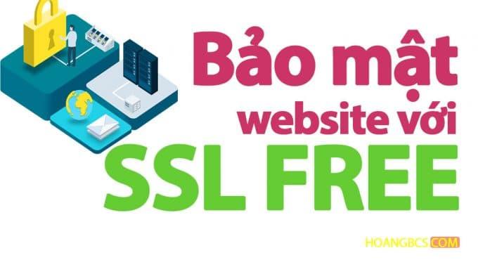 Tự cấu hình SSL miễn phí cho Domain mới