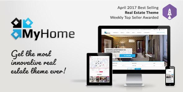 5 theme wordpress bất động sản đáng mua nhất 2017