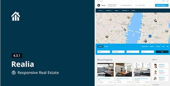 theme làm web bất động sản chuyên nghiệp