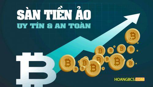 3 sàn giao dịch BITCOIN uy tín & chuyên nghiệp cho người đầu tư