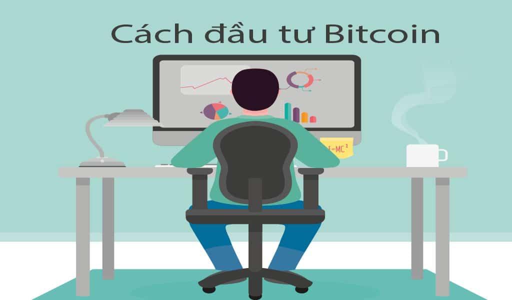 kiếm tiền với bitcoin thông qua việc đầu tư