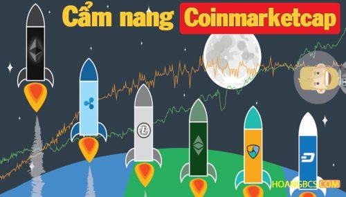 Hướng dẫn đọc hiểu cơ bản tiền điện tử trên Coinmarketcap