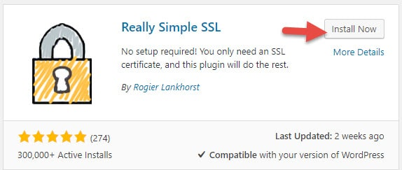 bảo mật website với ssl miễn phí thông quan plugin realy simple SSL