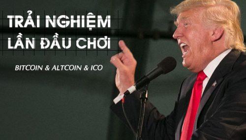 Trải nghiệm lần đầu chơi Bitcoin & ICO