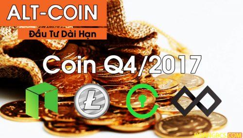 4 coin cho nhà đầu tư tiền điện tử dài hạn