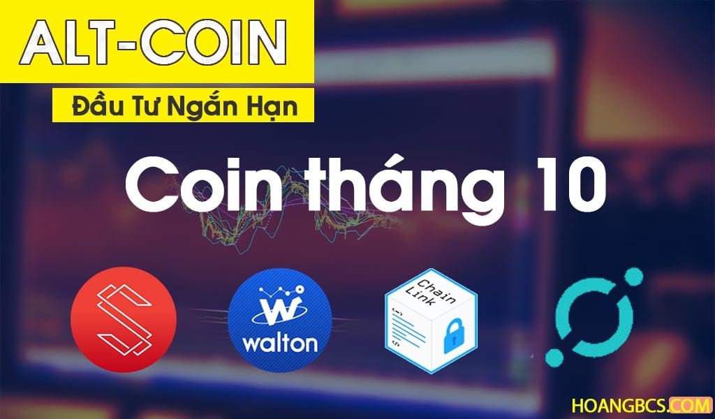 5 đồng tiền ảo cho nhà đầu tư mạo hiểm | Hoàng Coin