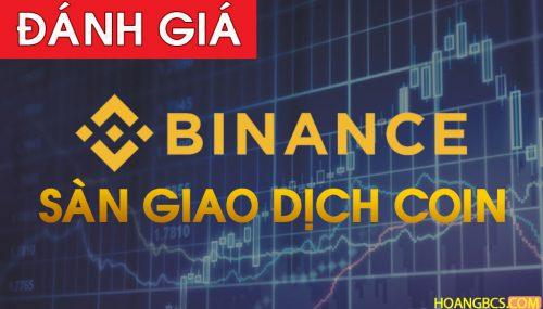 Hướng dẫn tạo tài khoản sàn giao dịch coin Binance