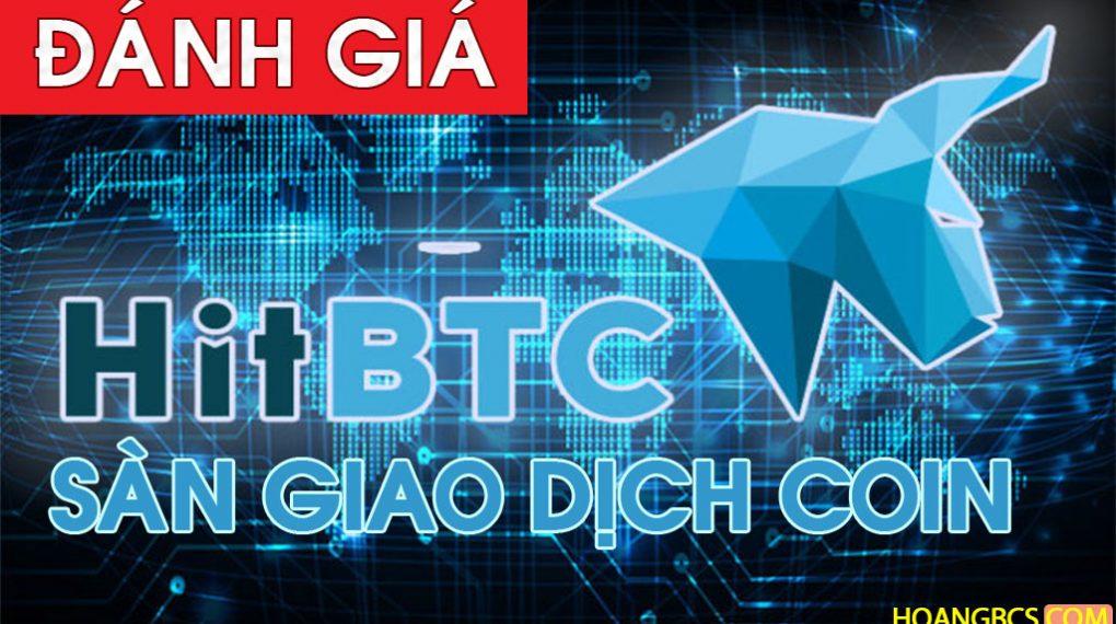 Hướng dẫn đăng ký sàn giao dịch coin HitBTC