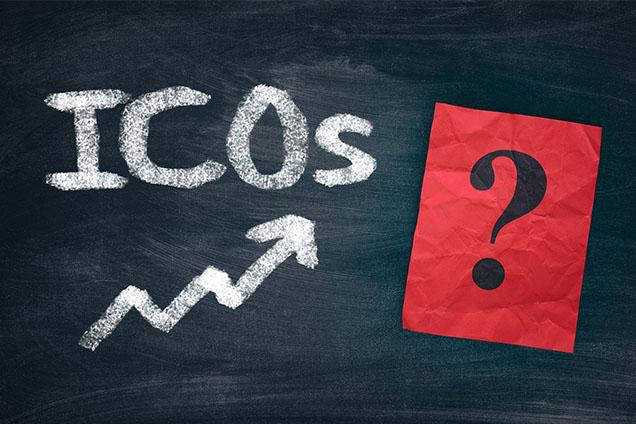 hình thức đầu tư tiền mã hóa bằng cách kêu gọi vốn đầu tư ICO