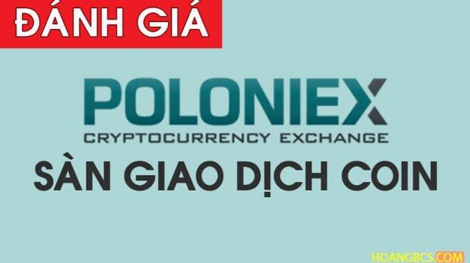 Hướng dẫn đăng ký tài khoản trên sàn giao dịch Poloniex