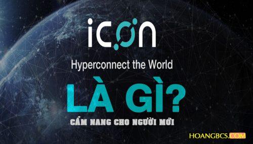 ICON là gì? Đồng coin nền tảng đầu tiên của Hàn Quốc