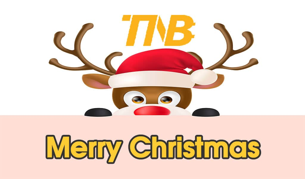 Binance & TNB rinh quà Merry Christmas