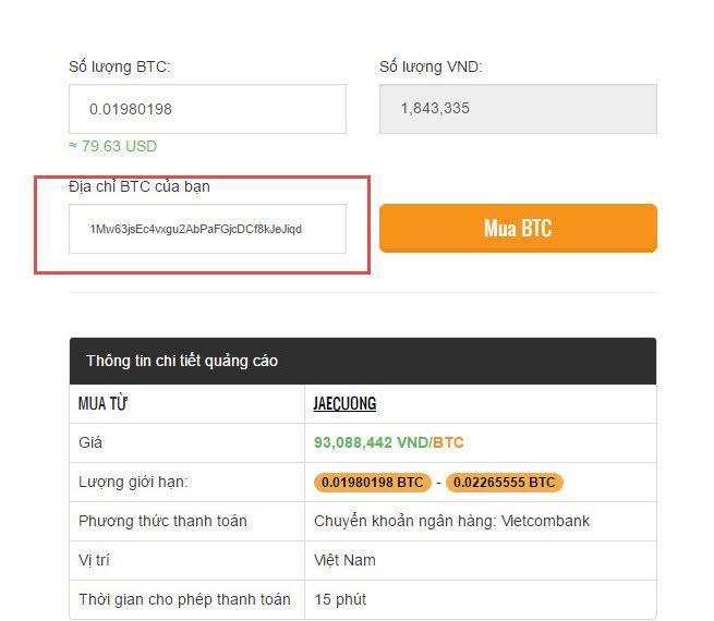 hướng dẫn chuyển bitcoin từ remitano lên sàn livecoin
