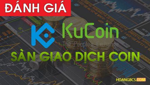 Hướng dẫn tạo tài khoản sàn giao dịch Kucoin