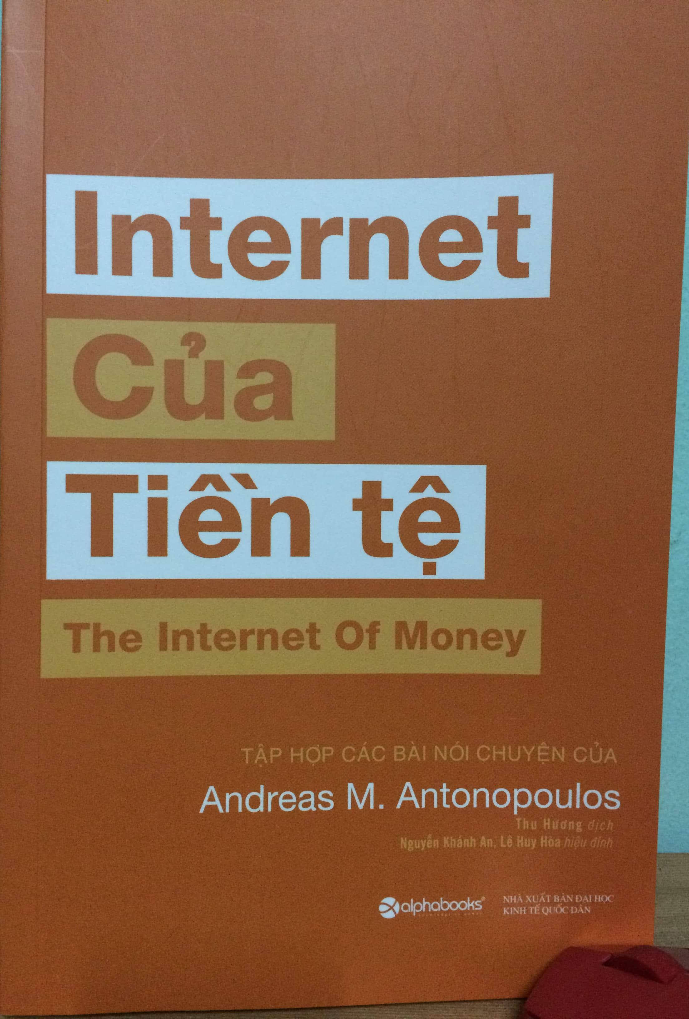 sách interrnet của tiền tệ