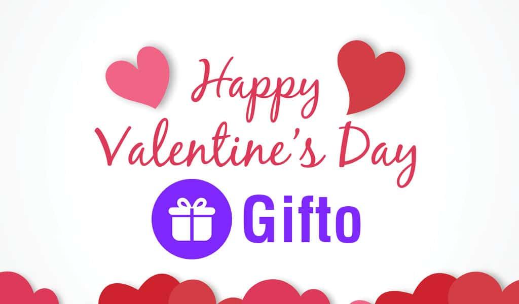 Mua bán GTO (GIFTO) và ngày tình nhân 2018