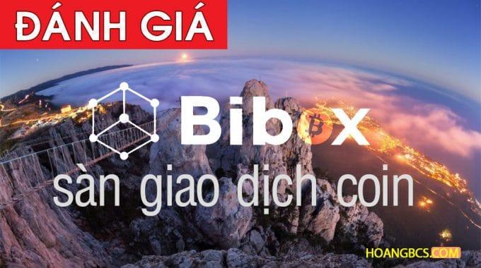 Hướng dẫn tạo tài khoản sàn giao dịch coin Bibox