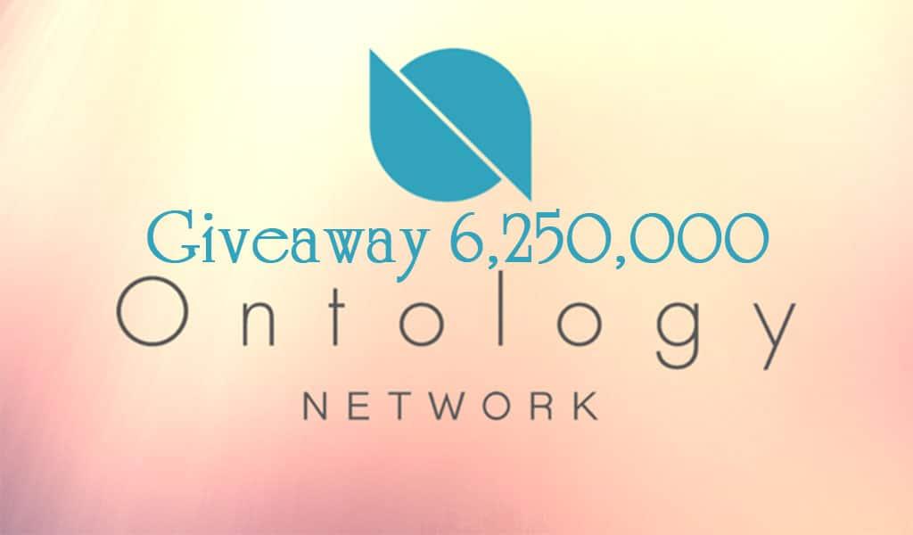 Giveaway với đồng ONT (ontology) trên sàn Binance