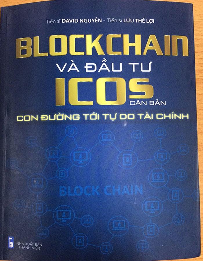 sách blockchain và đầu tư ICO