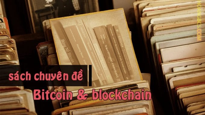 2 cuốn sách chuyên đề Bitcoin dành cho người mới