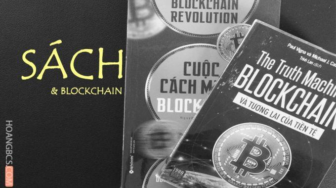 Sách Blockchain cho những ai đam mê công nghệ