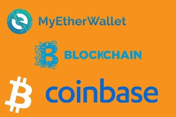 ví lưu trữ bitcoin - tiền ảo trên nền tảng web
