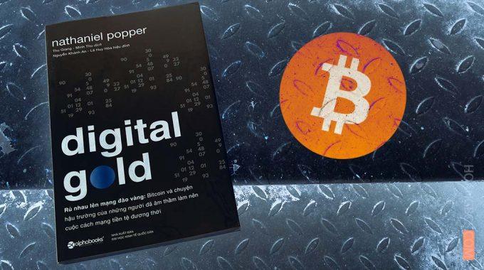 Sách rủ nhau lên mạng đào vàng Bitcoin
