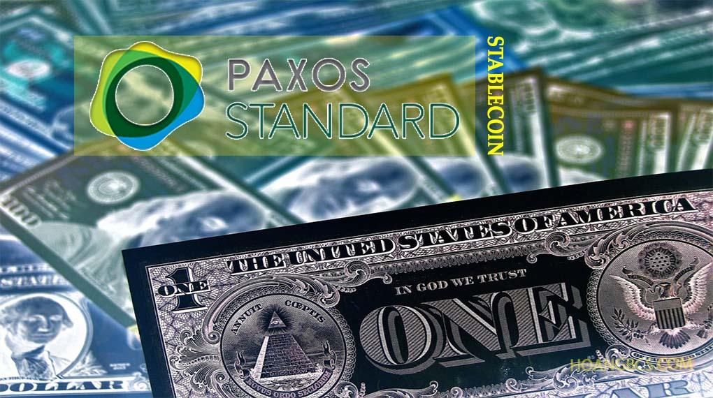 Paxos Standard Tokens là gì