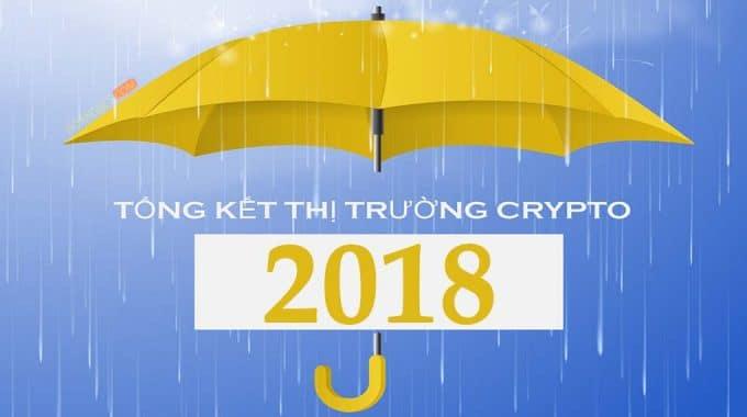 2018 năm sóng gió của thị trường Crypto Currency