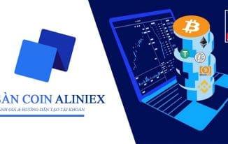 Sàn Aliniex VN & cách đăng ký tài khoản giao dịch Bitcoin