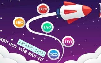 Tổng hợp 3 hình thức gọi vốn đầu tư trên thị trường tiền ảo