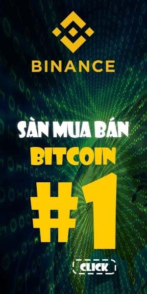Banner sàn Binance giao dịch bitcoin số 1 thế giới