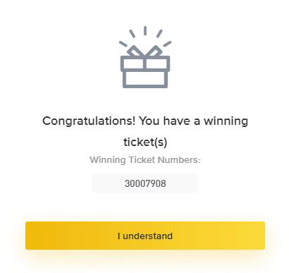 chiến thắng vé tham dự ieo