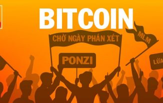 Bitcoin chờ ngày phán xét trở thành mô hình Ponzi