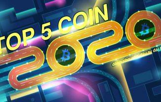 TOP 5 đồng tiền mã hóa nên đầu tư dài hạn 2020